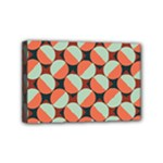 Modernist Geometric Tiles Mini Canvas 6  x 4