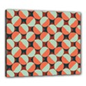 Modernist Geometric Tiles Canvas 24  x 20  View1