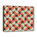 Modernist Geometric Tiles Deluxe Canvas 20  x 16   View1