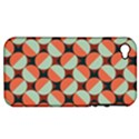 Modernist Geometric Tiles Apple iPhone 4/4S Hardshell Case (PC+Silicone) View1