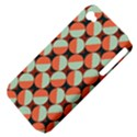 Modernist Geometric Tiles Apple iPhone 4/4S Hardshell Case (PC+Silicone) View4