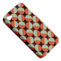 Modernist Geometric Tiles Apple iPhone 4/4S Hardshell Case (PC+Silicone) View5