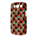 Modernist Geometric Tiles Samsung Galaxy S III Classic Hardshell Case (PC+Silicone) View3