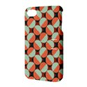 Modernist Geometric Tiles Apple iPhone 4/4S Hardshell Case with Stand View3