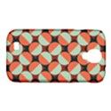 Modernist Geometric Tiles Samsung Galaxy S4 Classic Hardshell Case (PC+Silicone) View1
