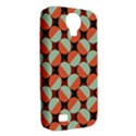 Modernist Geometric Tiles Samsung Galaxy S4 Classic Hardshell Case (PC+Silicone) View2
