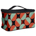 Modernist Geometric Tiles Cosmetic Storage Case View2
