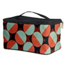 Modernist Geometric Tiles Cosmetic Storage Case View3