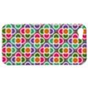 Modernist Floral Tiles Apple iPhone 5 Hardshell Case View1