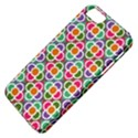 Modernist Floral Tiles Apple iPhone 5 Classic Hardshell Case View4