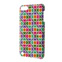 Modernist Floral Tiles Apple iPod Touch 5 Hardshell Case with Stand View3