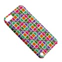 Modernist Floral Tiles Apple iPod Touch 5 Hardshell Case with Stand View5
