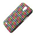 Modernist Floral Tiles Samsung Galaxy Mega 6.3  I9200 Hardshell Case View4