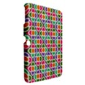 Modernist Floral Tiles Samsung Galaxy Tab 3 (10.1 ) P5200 Hardshell Case  View2