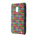 Modernist Floral Tiles Nokia Lumia 620 View3