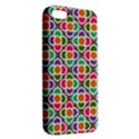 Modernist Floral Tiles iPhone 5S/ SE Premium Hardshell Case View2
