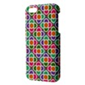 Modernist Floral Tiles iPhone 5S/ SE Premium Hardshell Case View3