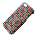 Modernist Floral Tiles iPhone 5S/ SE Premium Hardshell Case View4