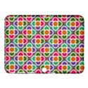 Modernist Floral Tiles Samsung Galaxy Tab 4 (10.1 ) Hardshell Case  View1