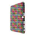 Modernist Floral Tiles Samsung Galaxy Tab 4 (10.1 ) Hardshell Case  View2