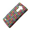 Modernist Floral Tiles LG G4 Hardshell Case View4