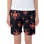 Alphabet Shirtjhjervbretili Women s Basketball Shorts