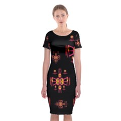 Alphabet Shirtjhjervbretili Classic Short Sleeve Midi Dress
