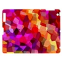 Geometric Fall Pattern Apple iPad 3/4 Hardshell Case View1
