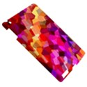 Geometric Fall Pattern Apple iPad 3/4 Hardshell Case View5