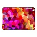 Geometric Fall Pattern Apple iPad Mini Hardshell Case (Compatible with Smart Cover) View1