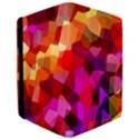 Geometric Fall Pattern iPad Air Flip View3