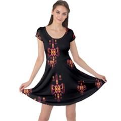 Alphabet Shirtjhjervbretilihhj Cap Sleeve Dresses