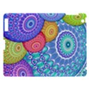 India Ornaments Mandala Balls Multicolored Apple iPad 3/4 Hardshell Case View1