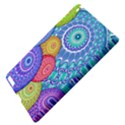 India Ornaments Mandala Balls Multicolored Apple iPad 3/4 Hardshell Case View4