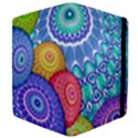 India Ornaments Mandala Balls Multicolored Apple iPad 2 Flip Case View4