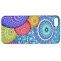 India Ornaments Mandala Balls Multicolored Apple iPhone 5 Hardshell Case with Stand View1