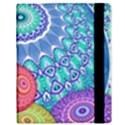 India Ornaments Mandala Balls Multicolored Samsung Galaxy Tab 10.1  P7500 Flip Case View3