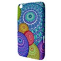 India Ornaments Mandala Balls Multicolored Samsung Galaxy Tab 3 (8 ) T3100 Hardshell Case  View3
