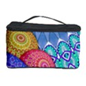 India Ornaments Mandala Balls Multicolored Cosmetic Storage Case View1