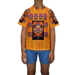 Clothing (20)6k,kk  O Kids  Short Sleeve Swimwear