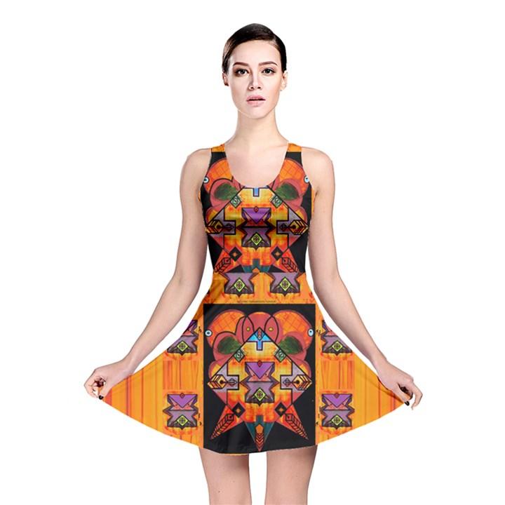 Clothing (20)6k,kk  O Reversible Skater Dress