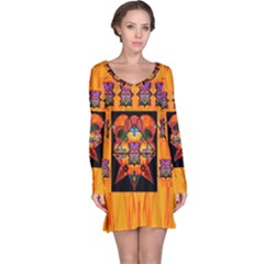 Clothing (20)6k,kk  O Long Sleeve Nightdress