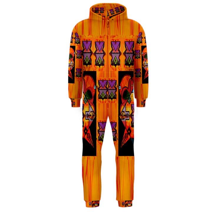 Clothing (20)6k,kk  O Hooded Jumpsuit (Men)