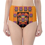 Clothing (20)6k,kk  O High-Waist Bikini Bottoms