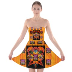 Clothing (20)6k,kk  O Strapless Bra Top Dress by MRTACPANS