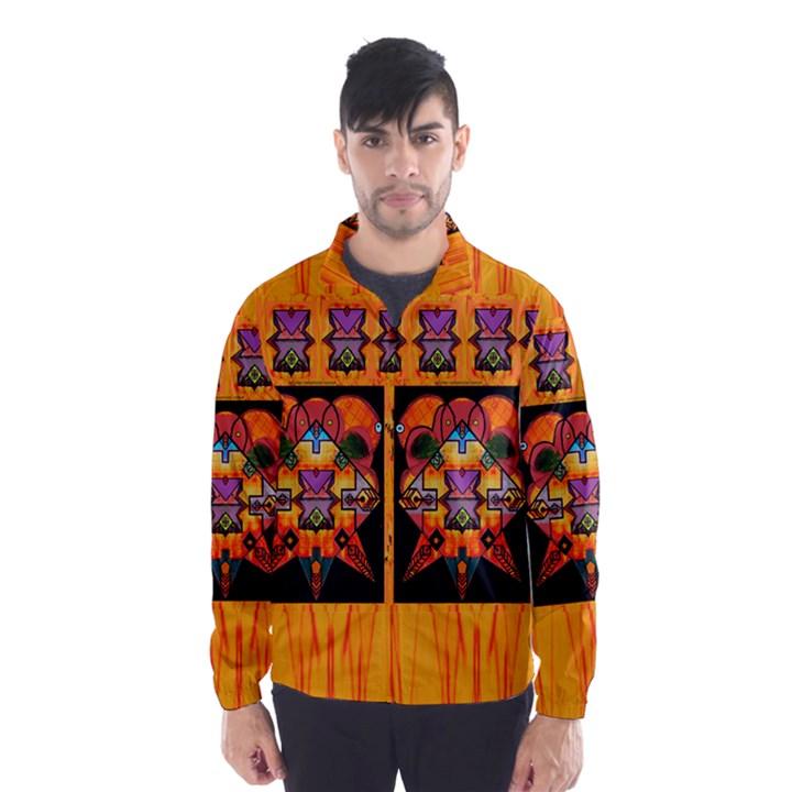 Clothing (20)6k,kk  O Wind Breaker (Men)
