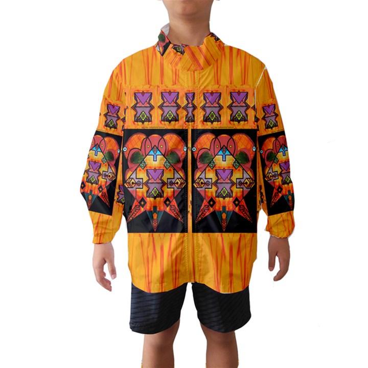 Clothing (20)6k,kk  O Wind Breaker (Kids)