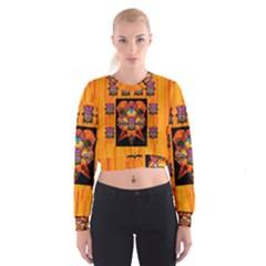 Clothing (20)6k,kk  O Women s Cropped Sweatshirt by MRTACPANS