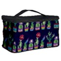Cute Cactus Blossom Cosmetic Storage Case View2