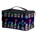 Cute Cactus Blossom Cosmetic Storage Case View3